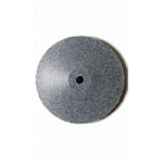 Silicone Wheels - Medium - Dark Grey - Knife - 7/8