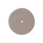 Silicone Wheels - Medium Sili-Pum - Light Grey - Square - 7/8