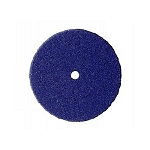Silicone Wheels - Coarse - Blue - Square - 7/8