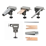 Bench Anvil Combo Kit- Bracelet and Ring Mandrels, Anvil (3 piece min)