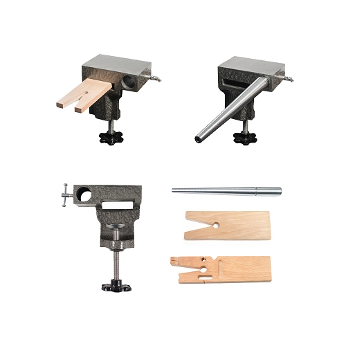Bench Pin Anvil Combo Kit Jewelry Bench Tools With Ring