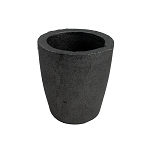 Graphite Foundry Clay #3  Crucible 4 KG  (4 piece min)