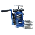 Rolling Mill with 5 Rollers - Pattern, Flat, and Wire (2 piece min)