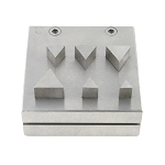 Triangle Disc Cutter Punch Set of 6 (2 piece min)