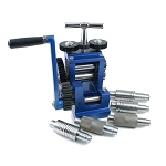 Rolling Mill with 7 Rollers - Flat, Pattern, and Wire (2 piece min)