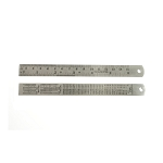 Stainless Steel Flexible Ruler (6 piece min)