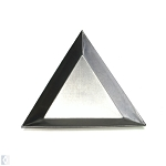 Aluminum Small Triangular Trays 12 pack (6 packs min)