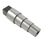 Bracelet Mandrel 4  Stepped With Tang - Round (3 piece min)