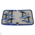 Blue Ergonomic - Set of 5 Pliers (4 piece min)