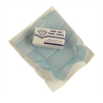 Diamond Papers - White/Blue Pack of 25 (5 piece min)