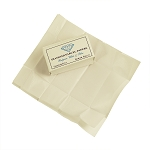 Diamond Papers -  White/White Pack of 25 (5 piece min)