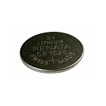 #CR1620 Renata Lithium Watch Batteries (100 piece min)