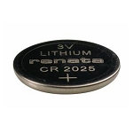 #CR2025 Renata Lithium Watch Batteries (100 piece min)
