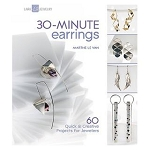 30 Minute Earrings By Marthe Le Van (2 piece min)