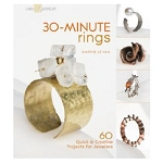 30 Minute Rings by Marthe Le Van (2 piece min)
