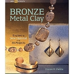 Bronze Metal Clay by Yvonne M. Padilla (2 piece min)