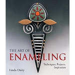 The Art of Enameling by Linda Darty (2 piece min)