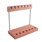 Wood Hammer Stand - 7 Hammers (3 piece min)