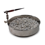 Annealing Pan w/Tweezers and Pumice 7 inch (3 piece min)