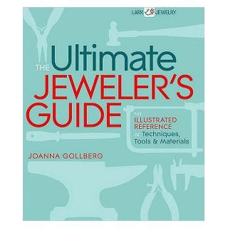 The Ultimate Jeweler's Guide By Joanna Gollberg (2 piece min)